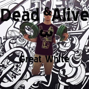 Dead & Alive EP 3 cover art