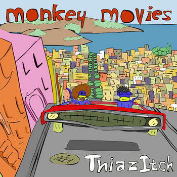 Monkey Movies cover art