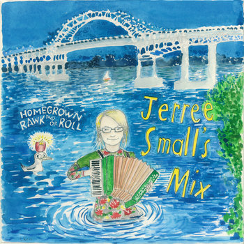 Jerree Small&#39;s Mix cover art