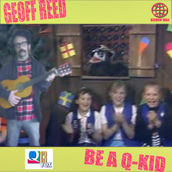 Be A Q-Kid cover art