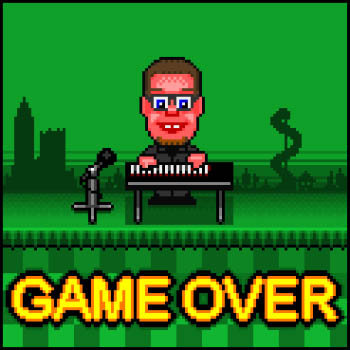 Game Over cover art
