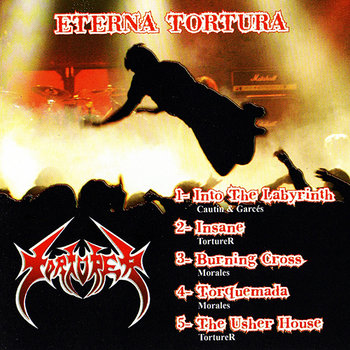 Eterna Tortura cover art