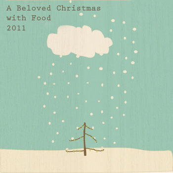 A Beloved Christmas with Food 2011 cover art