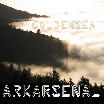 Golden Sea cover art