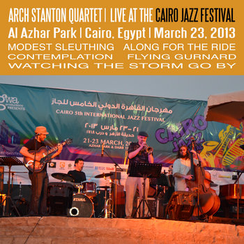 Live at the Cairo Jazz Festival cover art