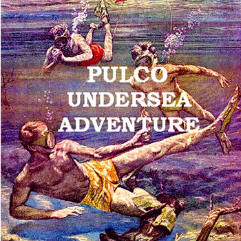 Undersea Adventure cover art