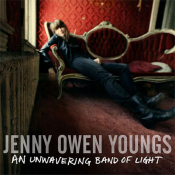 AN UNWAVERING BAND OF LIGHT cover art