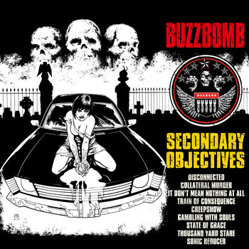 SECONDARY OBJECTIVES cover art