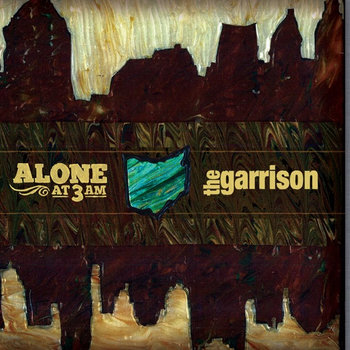 Alone at 3am/The Garrison Split EP cover art