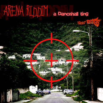 ARENA RIDDIM cover art