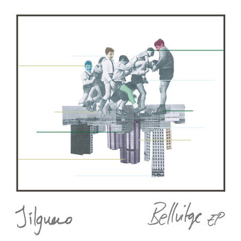 Bellvitge EP cover art