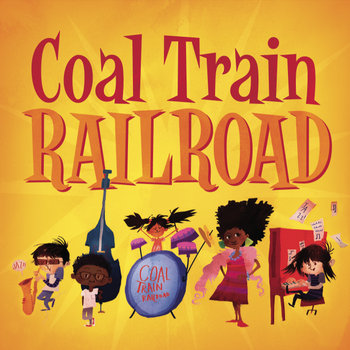 Coal Train Railroad cover art