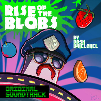Rise of the Blobs Original Soundtrack cover art