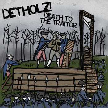 Death to the Traitor cover art