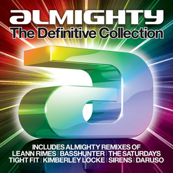 Almighty Definitive Collection 9 cover art
