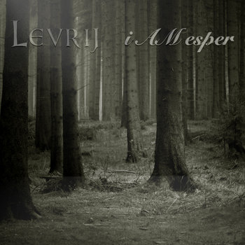 Levrij / i Am Esper - Split cover art