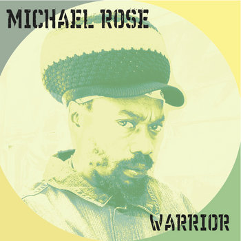 Warrior cover art