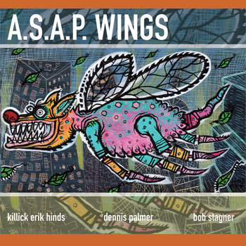 A.S.A.P. Wings cover art