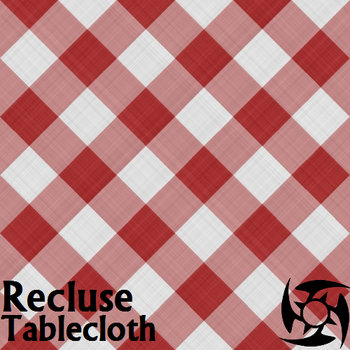 Tablecloth cover art