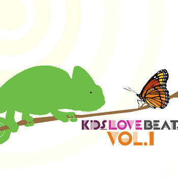 Kids Love Beats Vol.I cover art