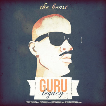 Guru Legacy EP cover art