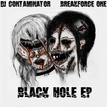 Black Hole EP cover art
