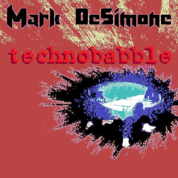 Technobabble cover art