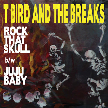 Rock That Skull b/w Juju Baby cover art