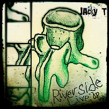 "Jacky T of ""Riverside Live"" cover art"