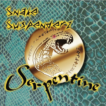 Serpentine cover art