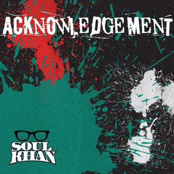 Acknowledgement cover art