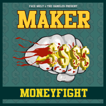 Maker - Money Fight EP cover art