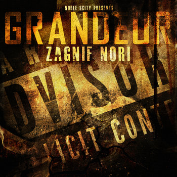Grandeur EP cover art