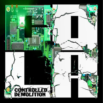 Controlled Demolition cover art
