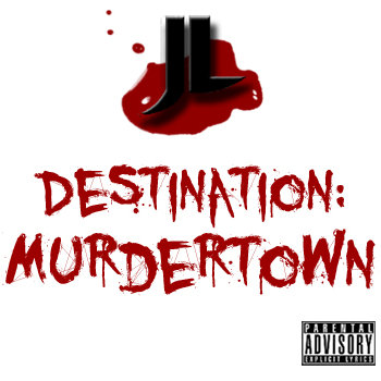 Destination:Murdertown cover art