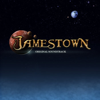 Jamestown Soundtrack cover art