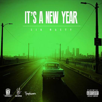 It's A New Year cover art