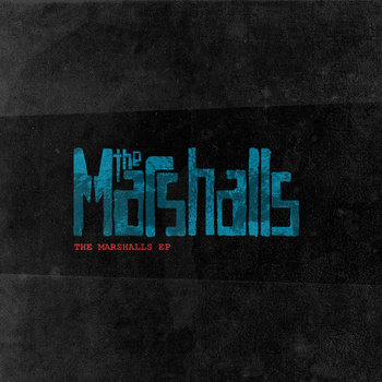 The Marshalls EP cover art