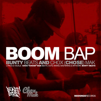 Boom Bap cover art