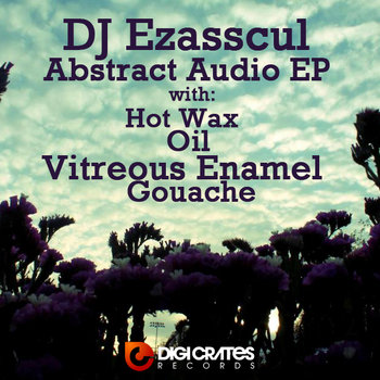 Abstract Audio EP cover art
