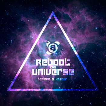 Reboot The Universe EP cover art