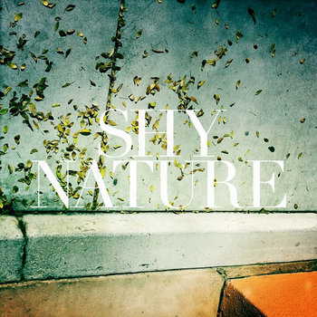 Shy Nature - EP cover art