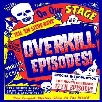 Tell 'Em Steve-Dave! Overkill - The Zune Years - Bonus Tracks Only cover art