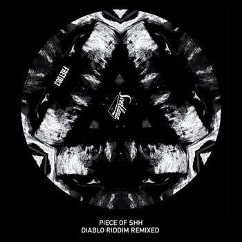 FRET003: Diablo Riddim remixed cover art