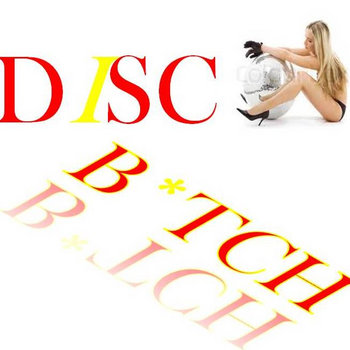 Disco Bitch cover art