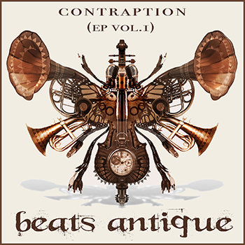 Beats Antique Contraption Vol 2