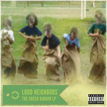 The Green Ribbon LP cover art