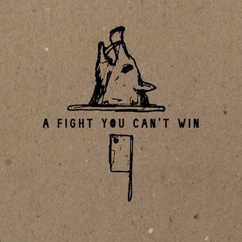 A Fight You Can't Win cover art