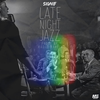 Late Night Jazz cover art