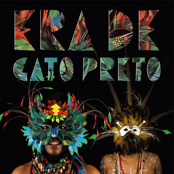 CD Era De Gato Preto cover art